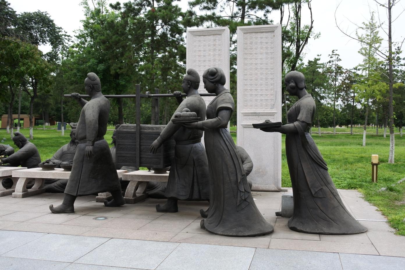 大明宫国家遗址公园